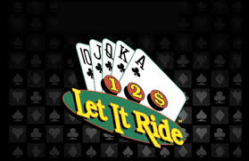 Let It Ride Is Similar to Texas Hold'em