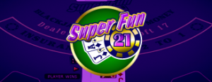 Super Fun 21 Is an Exciting Blackjack Variant