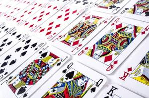 Poker Games Always Use the Same Kinds of Cards