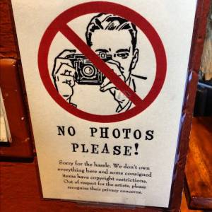 Our Privacy Policy Allows Photos ;)