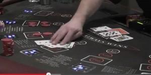 3 Card Mulligan at a casino